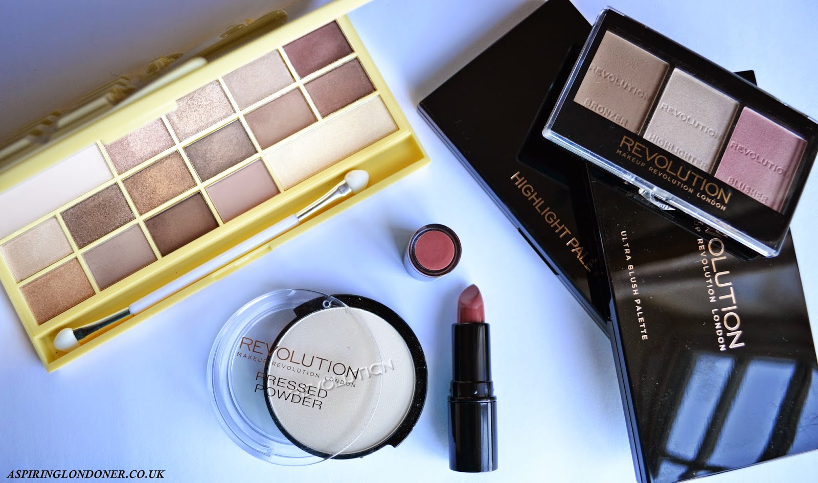 Best Of Makeup Revolution Review - Aspiring Londoner