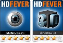 Test Zappiti Player sur HD Fever