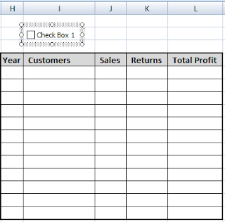 how to create a checkbox in excel mac 2011