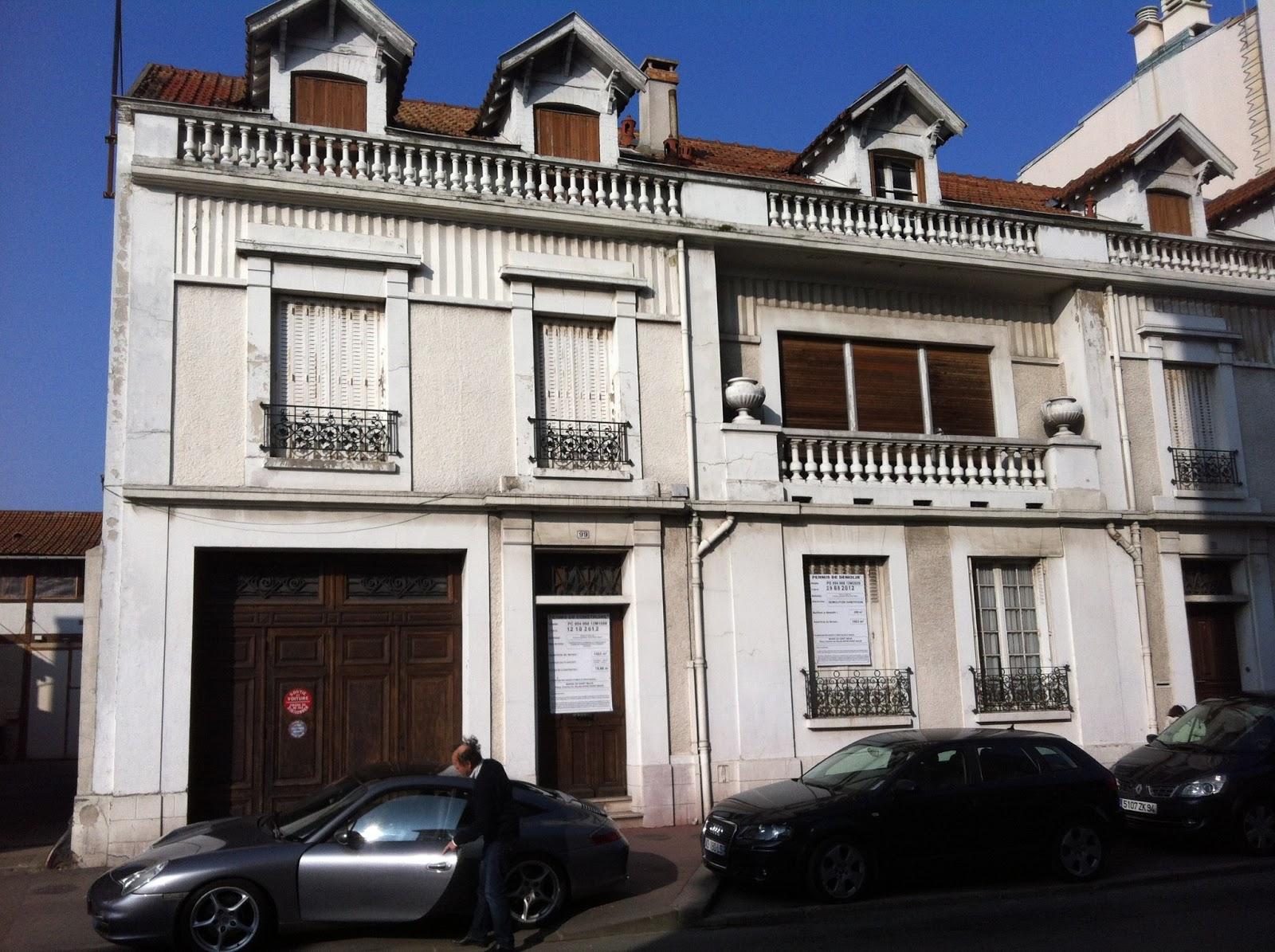 Zac des facultes gare saint maur creteil patrimoine et urbanisme for Comboulevard de creteil saint maur