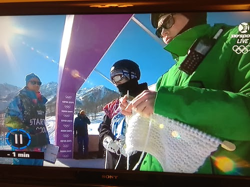 Knitting Olympics Coach : Peace love understanding knitting at the olympics