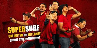 SUPERSURF TM browsing promo