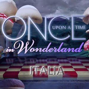 Once Upon a Time In Wonderland Italia!