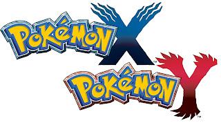 pok%C3%A9mon x and y logo Pokémon X & Y (3DS)   English Names For New Pokémon & Region
