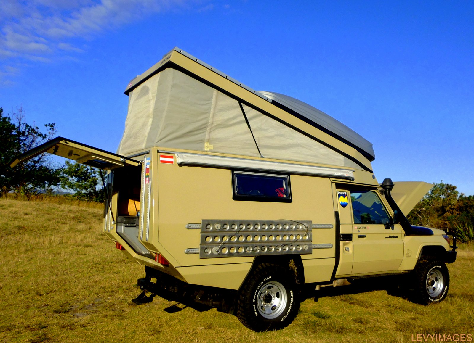 The Flying Tortoise Round The World In A Tiny Home On