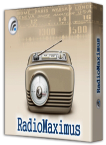RadioMaximus Pro 1.85 Full With Patch