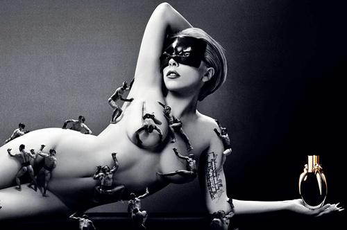 perfume de Lady Gaga