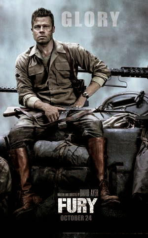 Fury (BRRip 1080p Ingles Subtitulada) (2014)