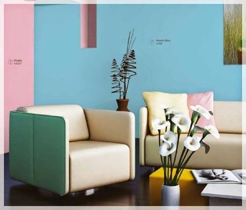 Arti Warna Cat Dinding Menurut Fengshui