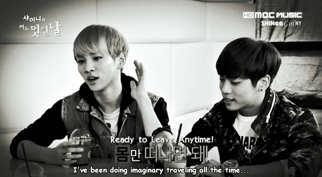 Shinee's Wonderful Day episode 10 English sub screencap edit
