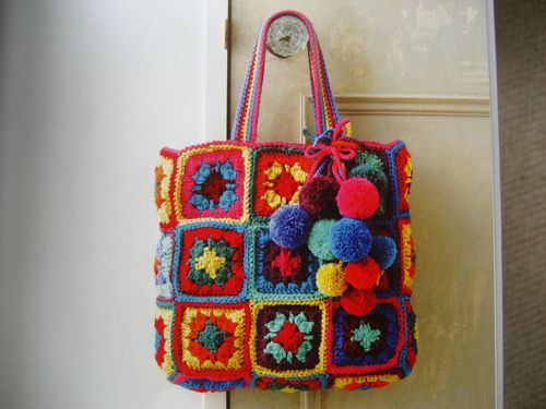 Entre barrancos manualidades ganchillo crochet 4 for Manualidades de ganchillo bolsos
