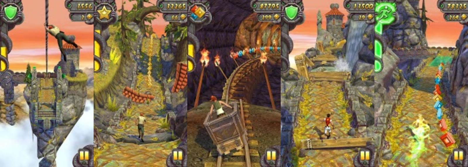 Temple Run 2 v1.0.1.2 Android