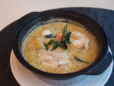 Chatterbox White Curry
