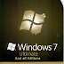 Windows 7 32 Bit and 64 Bit Ultimate Full Version Free Download