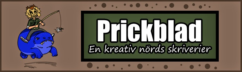 Prickblad - En kreativ nörds skriverier