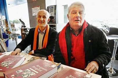 Michel Maureau et Jean-Jacques Gillot - Résistants du Périgord