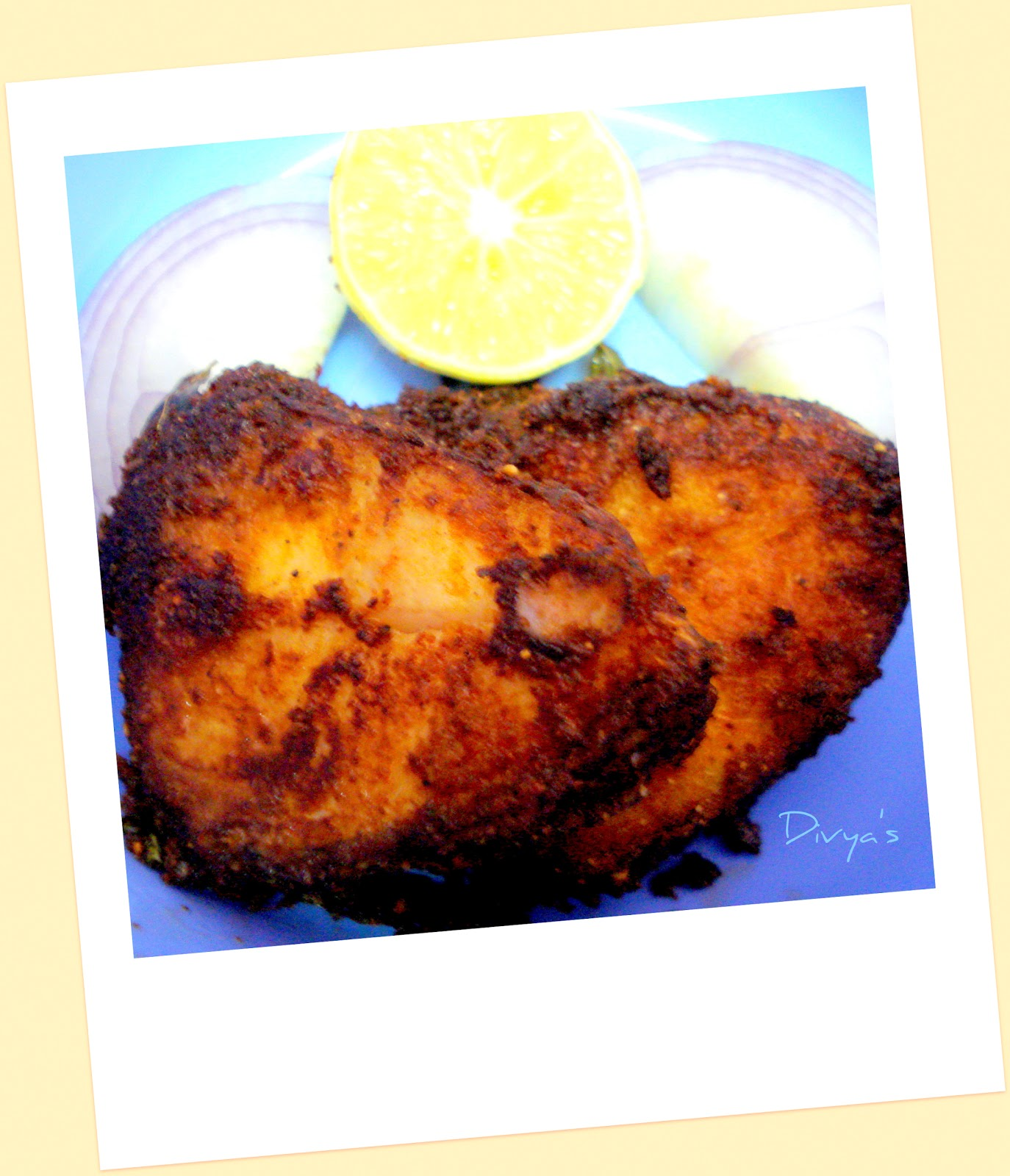 Tasty fish fry meen varuval using egg and roasted for Tasty fish recipes