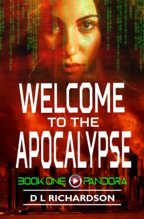 NEW RELEASE For fans of The Hunger Games, Robopocalypse, and Ready Player One
