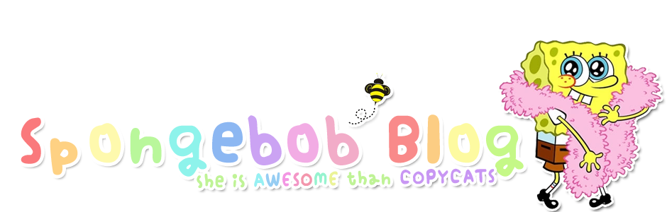 //Spongebob Blog