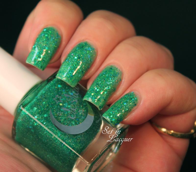 Celestial Cosmetics - Comet Lulin