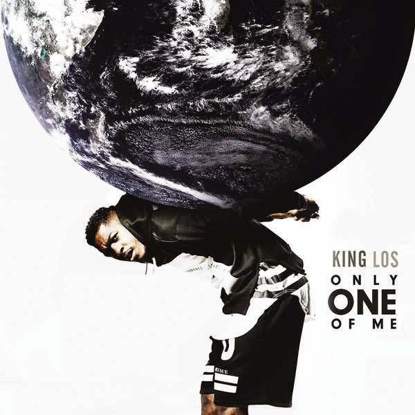 King Los - Only One of Me - Single Cover