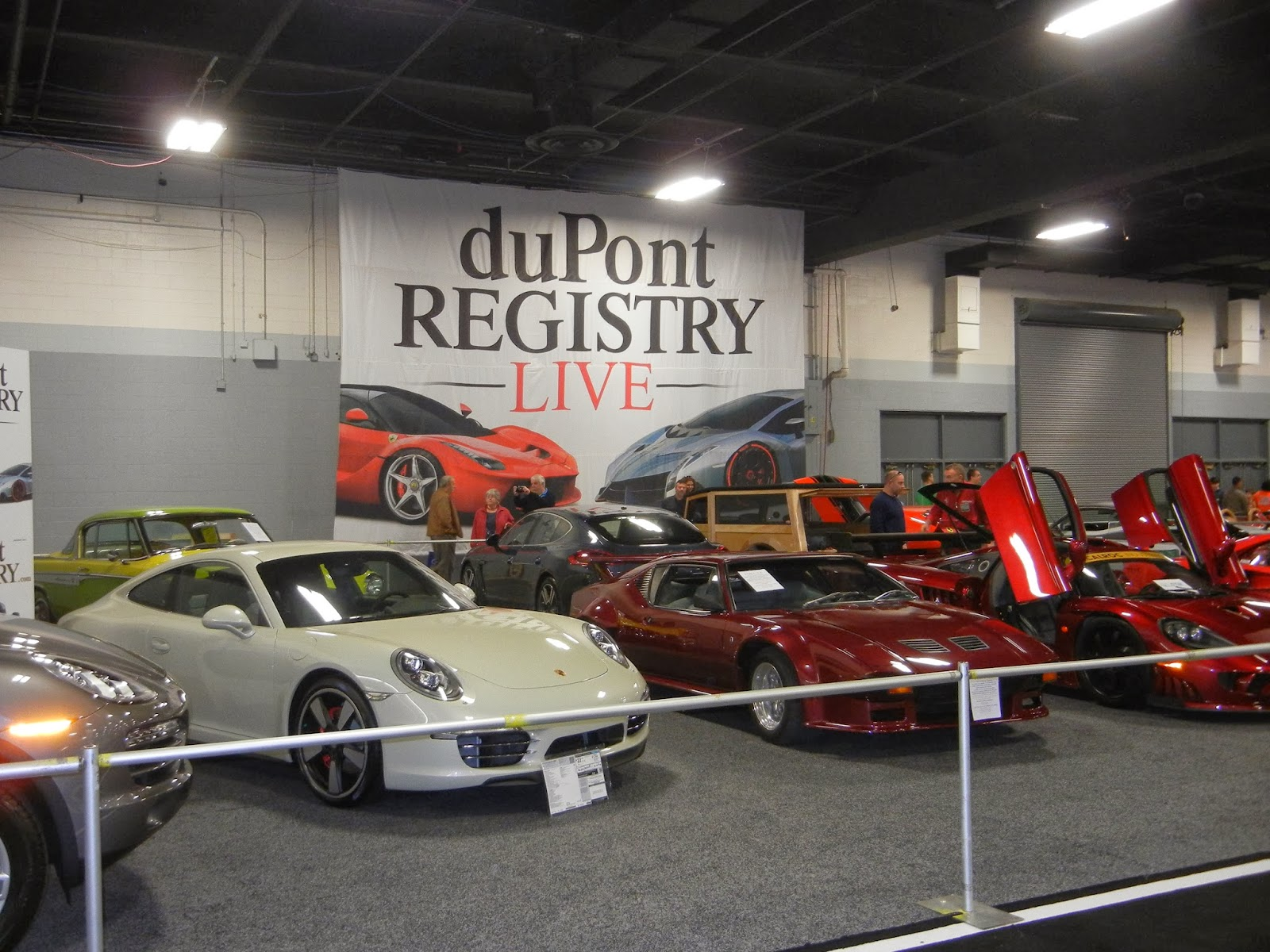 Nixon Motor Sports January - Motor trend car show greenville sc