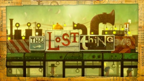the lost thing 2010