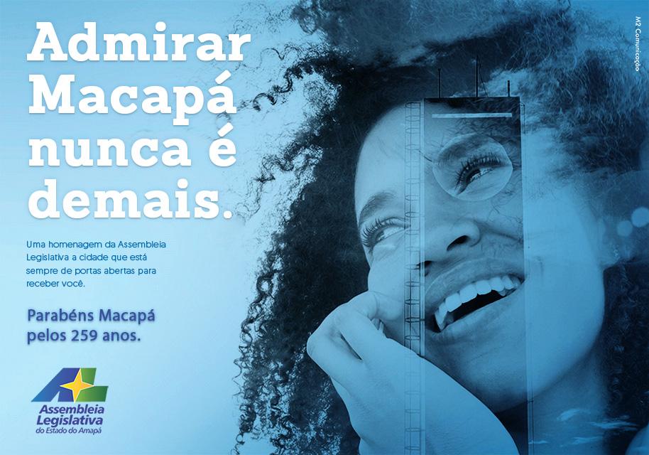 Parabéns Macapá