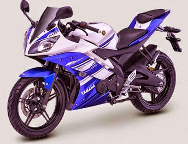 Harga Motor Sport Yamaha yzf R15 150cc