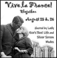The Vive la France! Blogathon, August 2019