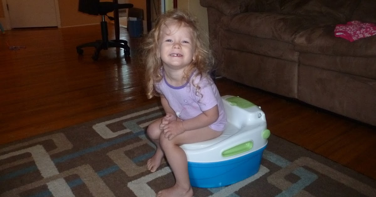 Potty training girls: what you need to know - MadeForMums