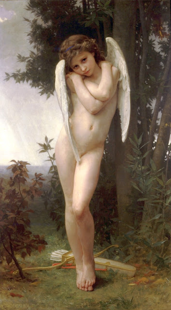 Cupid,Bouguereau,5 stars