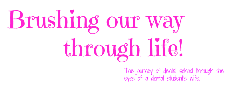 Brushing our way through life!