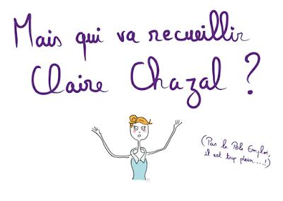 Claire Chazal, JT TH1 de 20h