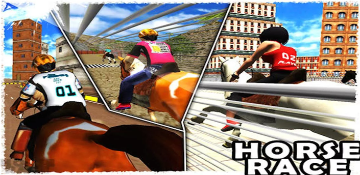 Horse Race ( 3D Racing Games ) v1.0 Apk