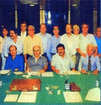 Clube dos 13 em 1987