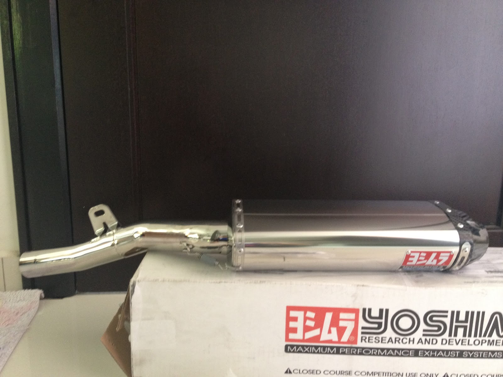 Super Great Sportbikes For Sale Yoshimura Exhaust Pipe
