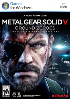 Metal Gear Solid V: Ground Zeroes - PC (Download Completo)