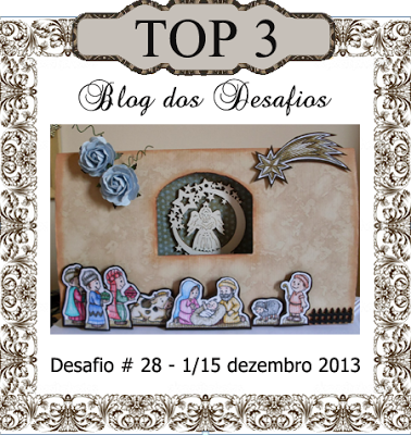 TOP 3 do BDD desafio 28