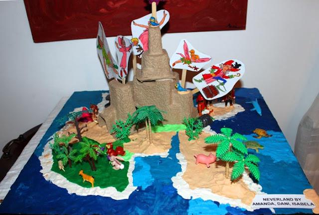 Crea momentos viajamos a la isla de nunca jam s con peter - Juegos de construir tu isla ...
