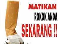 Resep Berhenti Merokok dan Menghentikan yang Merokok