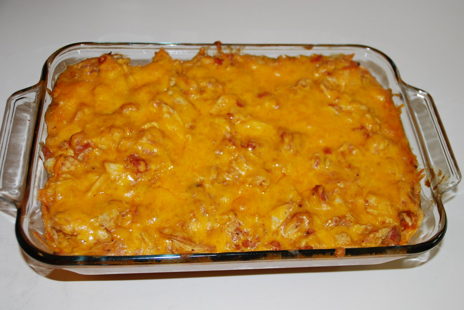 Two Plus Jilly: Mexican Dorito Casserole