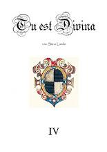 Tu est Divina I-IV ~ Kvinnan är Gudinna