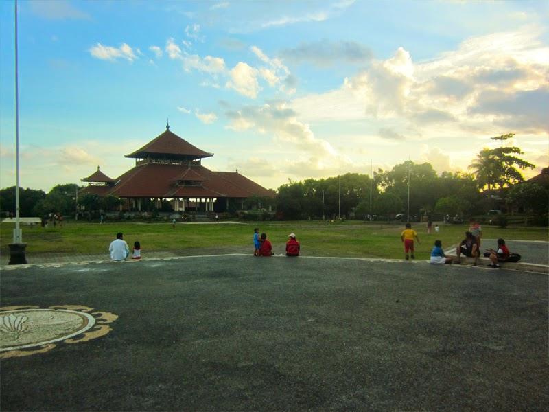 Tempat Wisata Lapangan Puputan Klungkung