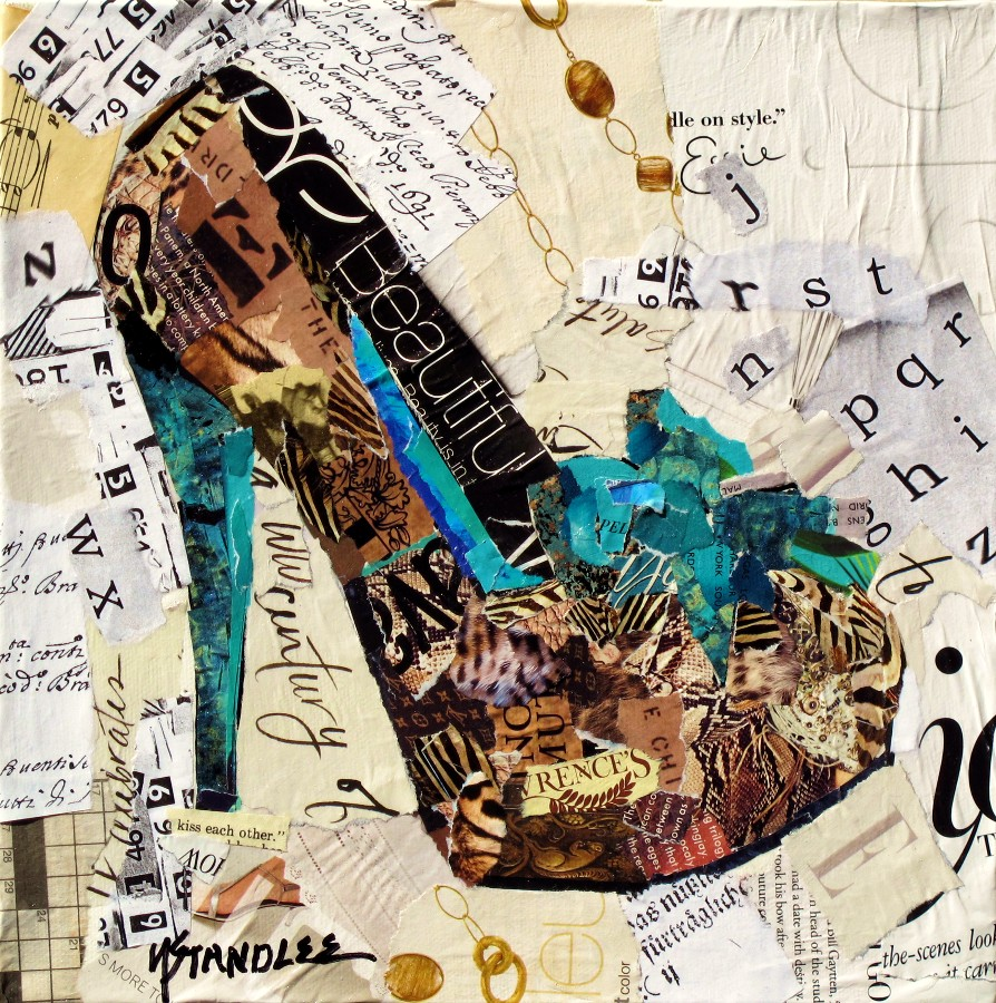 artists who use paper collage Handmade paper collage art by annalynn hammond  for her collages, the  artist combines different subject areas including, human and animal, body and   this website uses cookies to ensure you get the best experience.