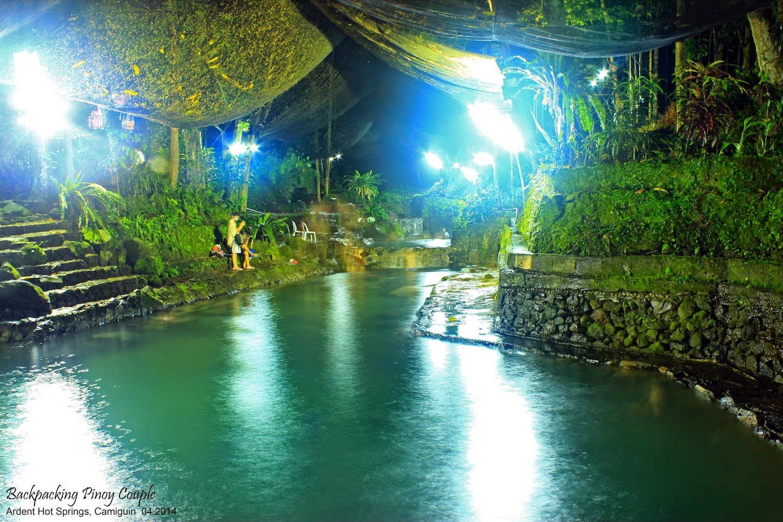 Backpacking Pinoy Couple, Backpacking Philippines, Northern Mindanao, Philippine travel, Camiguin, How to go to Camiguin, Ardent Hot Springs, Mount Hibok-HIbok Hot Springs, what to do in camiguin, where to go in camiguin