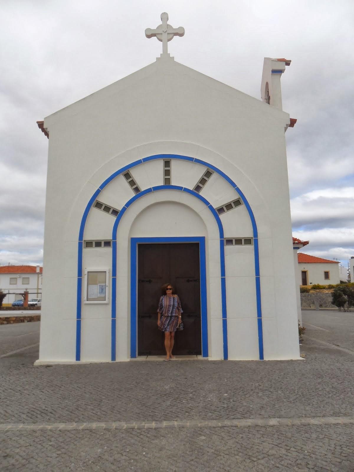 Igreja em Zambujeira do Mar