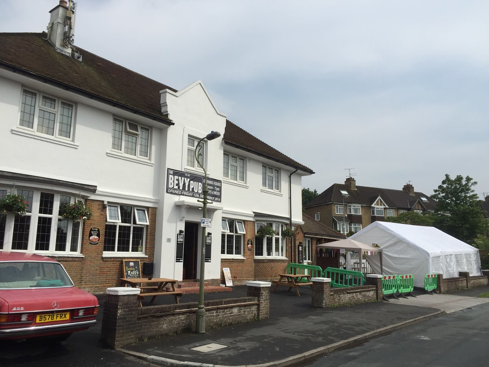 Brighton's first co-operative pub: The Bevvy
