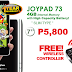 KingCom Joypad 73 with 4GB Internal Mem and High Battery Cap / Joypad Prices