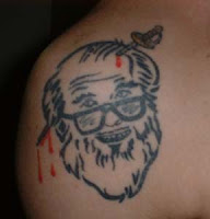 tattoo Santa Clause